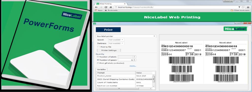 Software de Diseño de etiquetas