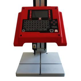 Marcadora columna micropuncion